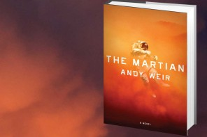"Space Investor Steve Jurvetson and ""The Martian"" Author Andy Weir Mind-Meld Over Mars"
