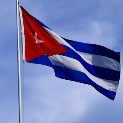 Flag of Cuba. (Photo by Stewart Cutler via Creative Commons license.)