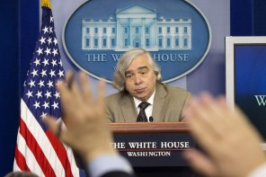 White House Secretary of Energy (MIT) Explains Science of Iran Deal